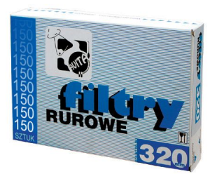 FILTRY RUROWE 320*57 a 150szt A x4